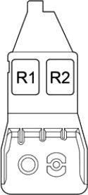 diagram relay box