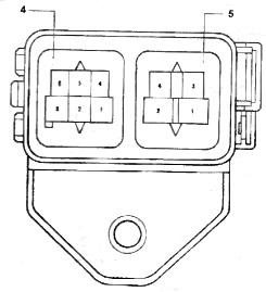 Схема блока АБС