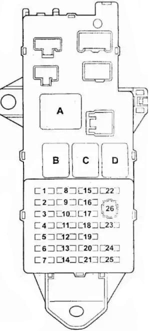 Схема вариант 3