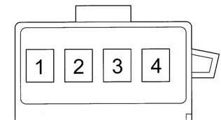 Схема силового блока