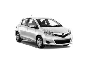 Toyota Yaris Vitz 3G