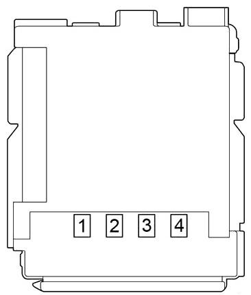 Схема дополнительного отдела