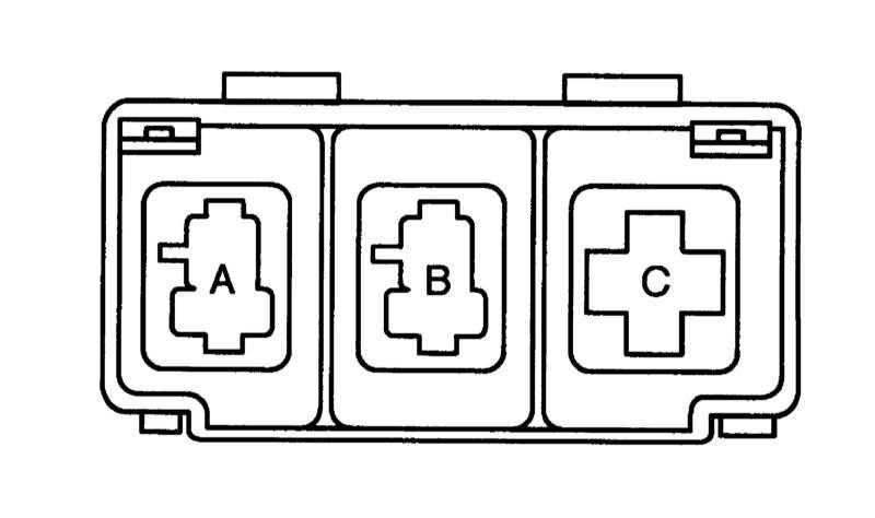 Схема реле 1