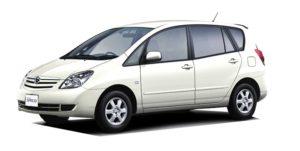 Toyota Corolla Spacio 2