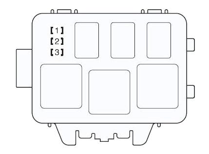 Схема 2 блока под капотом