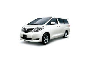 Toyota Alphard 1G