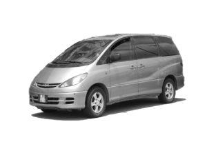Toyota Estima 2
